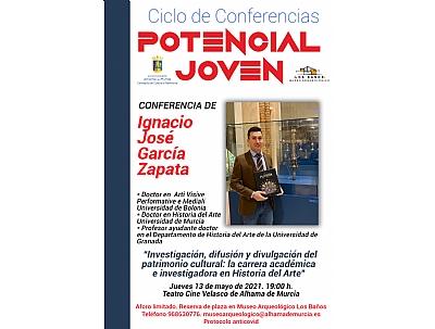 CICLO DE CONFERENCIAS POTENCIAL JOVEN: IGNACIO J.GARCIA