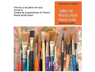 EXPOSICIÓN DE PINTURA: TALLER DE MARÍA JOSÉ HERMOSILLA
