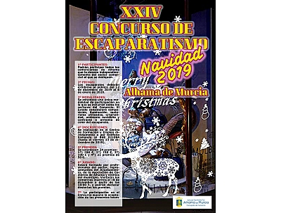 NAVIDAD 2019: Visita del jurado a los comercios inscritos en el XXIV Concurso de Escaparatismo de Navidad