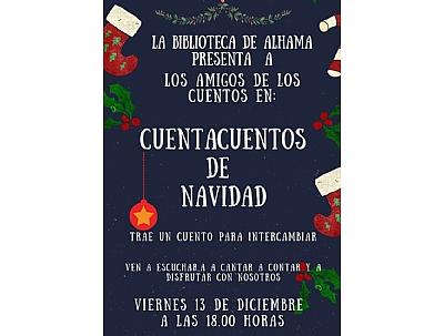 NAVIDAD 2019: CUENTACUENTOS DE NAVIDAD
