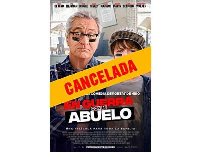 ATENCION, CANCELADO-> CINE: