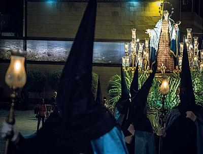 SEMANA SANTA 2019: Procesión de todas las Cofradías y Hermandades