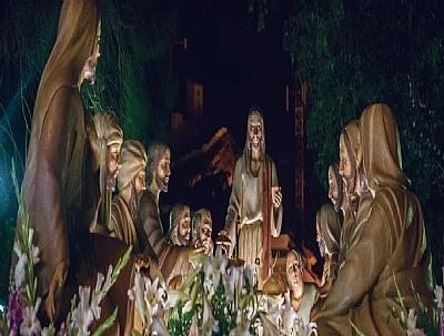 SEMANA SANTA 2019: Procesión de la Santa Cena