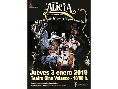 NAVIDAD 2018- Teatro musical infantil