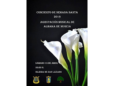 SEMANA SANTA 2019: Concierto de Semana Santa