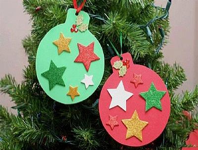 NAVIDAD 2019: Taller de motivos navideños