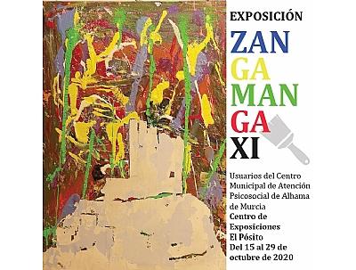 EXPOSICIÓN ZANGAMANGA XI