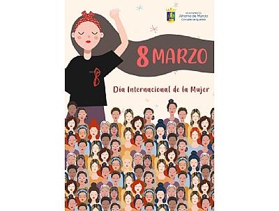 8 DE MARZO, DIA INTERNACIONAL DE LA MUJER: Cena-convivencia