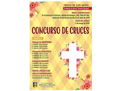 LOS MAYOS 2019: Concurso de Cruces
