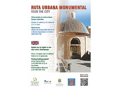 "VISITA GUIADA: ""TOUR THE CITY"" en inglés"
