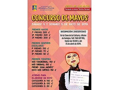 LOS MAYOS 2019: Concurso de mayos