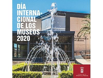 DÍA INTERNACIONAL DE LOS MUSEOS 2020: CHARLA SOBRE EL MUSEO ARQUEOLÓGICO LOS BAÑOS Y LA VILLA DE ALHAMA