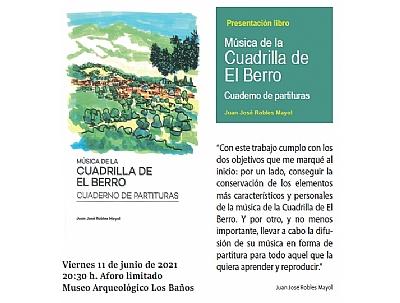 PRESENTACIÓN LIBRO: MÚSICA DE LA CUADRILLA DE EL BERRO