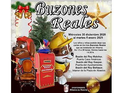 NAVIDAD 2020: BUZONES REALES