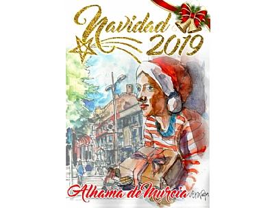 NAVIDAD 2019 EN GEBAS: APERTURA DEL SALÓN SOCIAL PARA VISITAR EL BELÉN