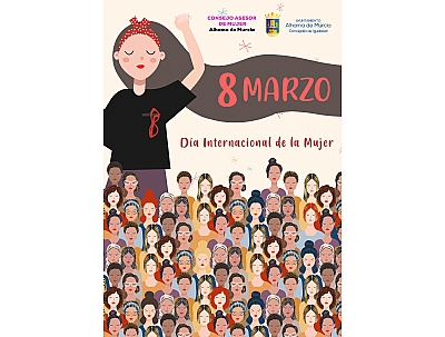 8 DE MARZO, DIA INTERNACIONAL DE LA MUJER: