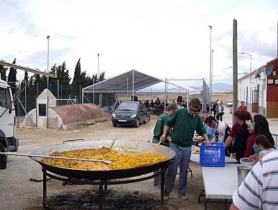 FIESTAS DE LA COSTERA 2019: Paella gigante