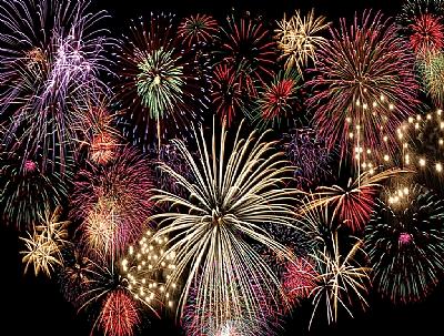 FIESTAS DE LA COSTERA 2019: Gran castillo de fuegos artificiales