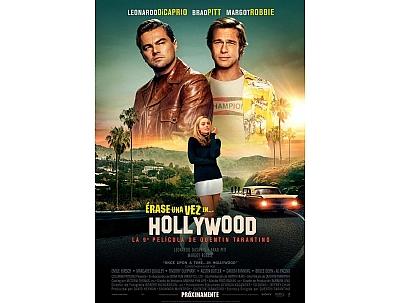 CINE DE VERANO: Érase una vez en... hollywood.