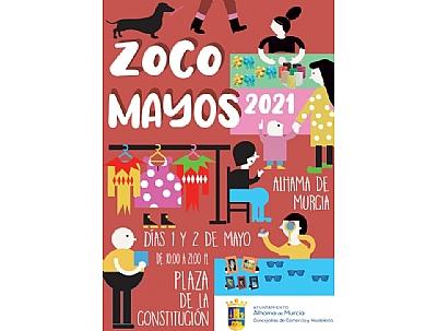 MAYOS 2021: MERCADILLO DE ARTESANÍA Y PRODUCTOS NATURALES