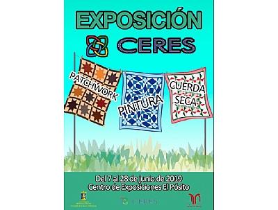 Inauguración de la exposición de Ceres