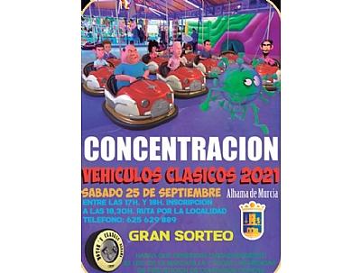 FERIA 2021: XI Encuentro de VEHÍCULOS CLÁSICOS