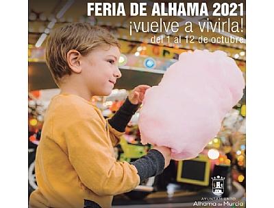 FERIA 2021: Apertura de las atracciones de feria