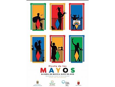 MAYOS 2020 EN CASA: Exposición de los carteles anunciadores