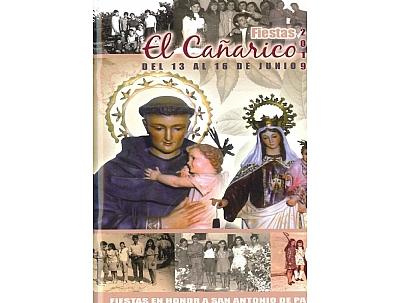 FIESTAS DE EL CAÑARICO 2019: Misa y procesión