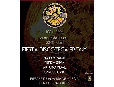 FERIA 2019: Fiesta Ebony