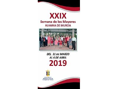 XXIX SEMANA DE LOS MAYORES: Inauguración de la exposición de trabajos del Aula de encuentro.