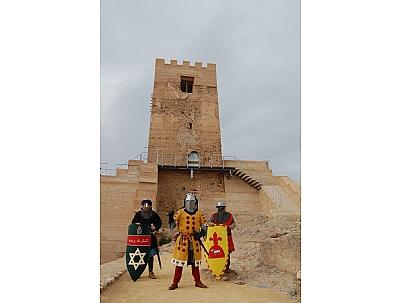 ALHAMA, UN CASTILLO DE FRONTERA EN EL SIGLO XIII