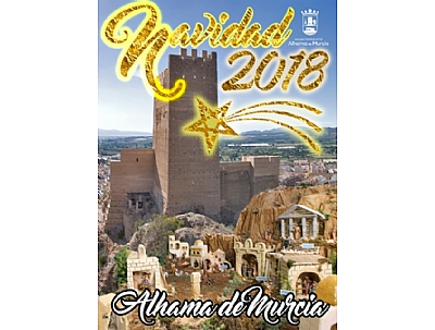 NAVIDAD 2018- PEDANIAS- LAS CAÑADAS- Los Reyes Magos entregan los regalos