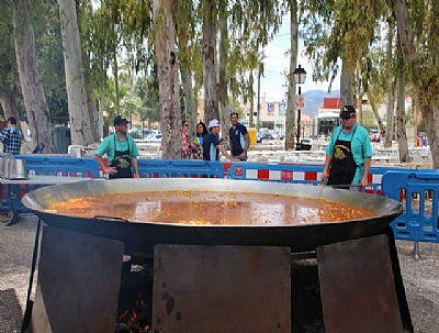 MAYOS 2019: Paella gigante