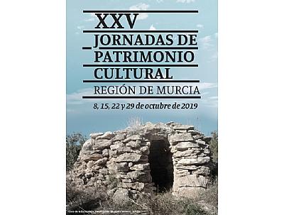 XXV JORNADAS DE PATRIMONIO CULTURAL