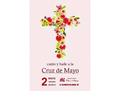 MAYOS 2019: Canto a la Cruz de Mayo