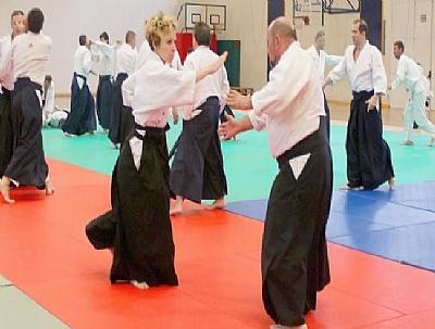 MAYOS 2019: Encuentro regional de Aikido