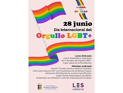 DIA DEL ORGULLO LGTB+: Presentación de libro