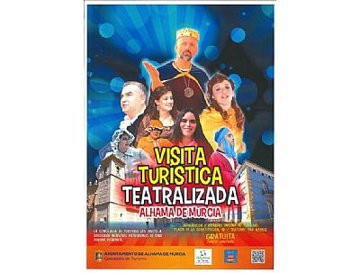VISITA TEATRALIZADA GRATUITA