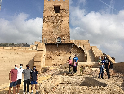 MEETINGS AT THE CASTLE - Visita guiada al Castillo en inglés