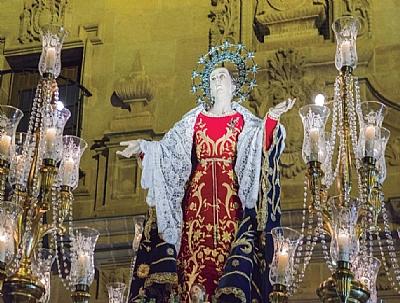 SEMANA SANTA 2019: Canto de los Dolores de la Virgen