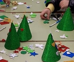 CHRISTMAS 2019: Christmas Ornament Workshop