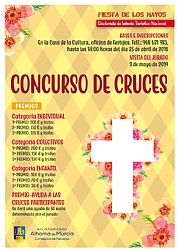 LOS MAYOS 2019: May Crosses