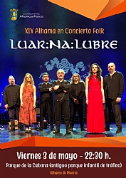 MAYOS 2019: 19th Alhama in Folk Concert