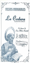 FIESTAS DE LA COSTERA 2019: Holy Mass