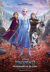 CINEMA IN SPANISH: FROZEN II