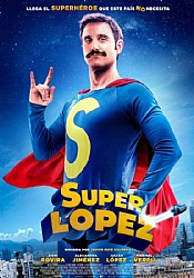 "CINEMA IN SPANISH: ""Superlópez"""