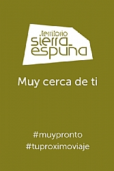 The Territorio Sierra Espuña launches a video with a message of optimism.