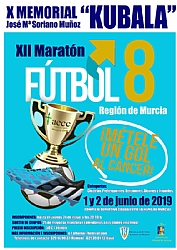 12th 8-a-side Football Marathon and 10th Kubala Memorial