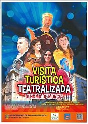 THEATRICAL VISIT IN SPANISH